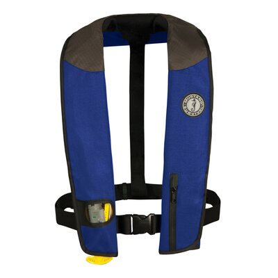 Mustang Survival Deluxe Adult Manual Inflatable PFD