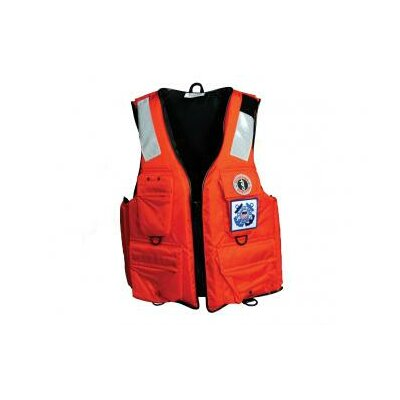 Mustang Survival Four Pocket Flotation Vest