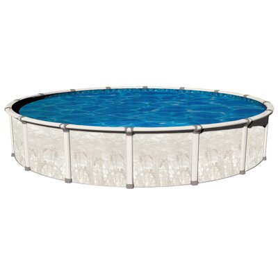"Backyard Leisure by Wilbar Iris 54"" Above Ground Pool Package"