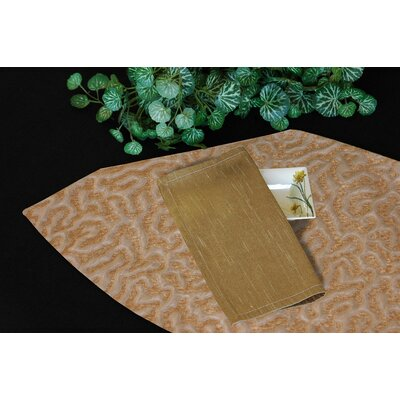 Pacific Table Linens Illusions Reversible Wedge Placemat (Set of 2)