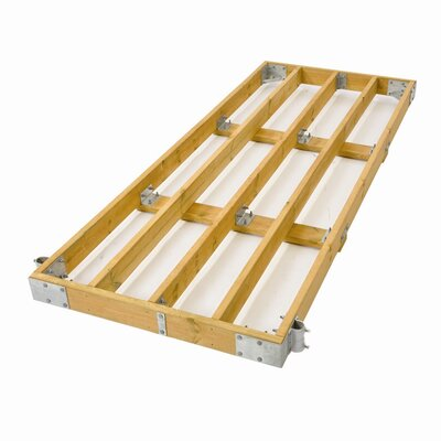 Playstar Inc. Commercial Grade Dock Frame Kit