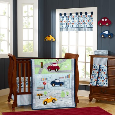My Little Town Crib Bedding Collection