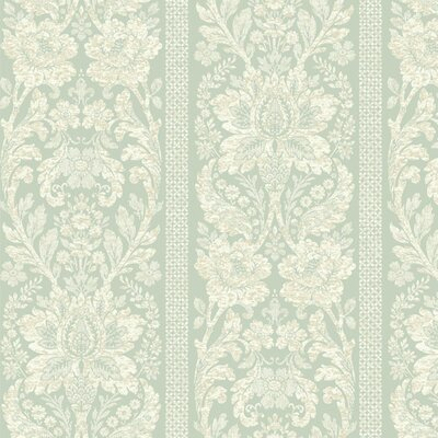 <strong>York Wallcoverings</strong> French Dressing Damask Wallpaper