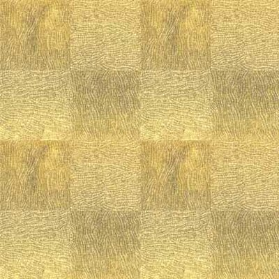 York Wallcoverings Bling Golden Flow Tile Wallpaper