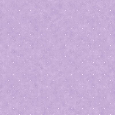 York Wallcoverings York Kids IV Small Polka Dot Wallpaper