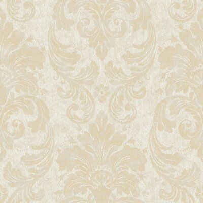Fresco Damask Wallpaper