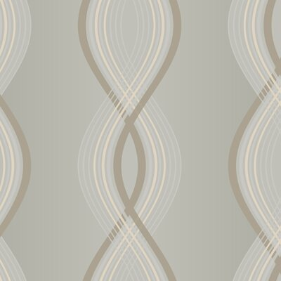 York Wallcoverings Candice Olson Inspired Elegance Moda Wallpaper