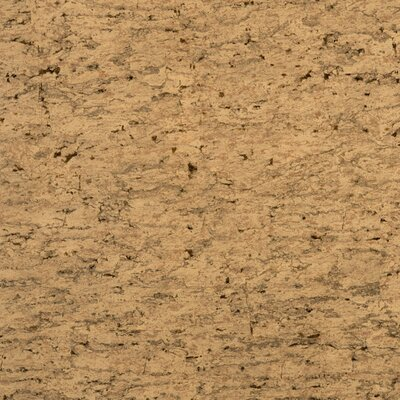 Modern Rustic Sueded Cork Wallpaper