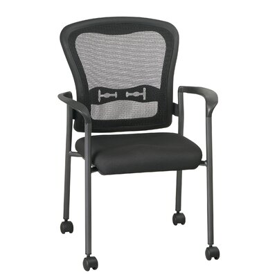 Office Star Products ProLine II Visitors Chair with Arms