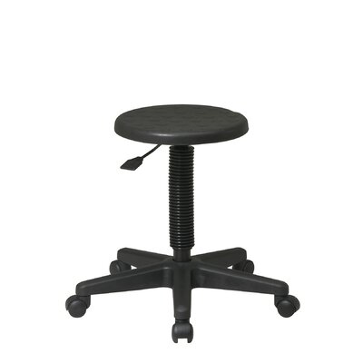 Office Star Products Intermediate Stool with Casters