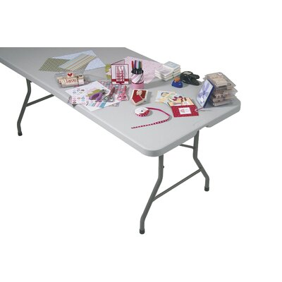 "Office Star Products 72.5"" Rectangular Folding Table"