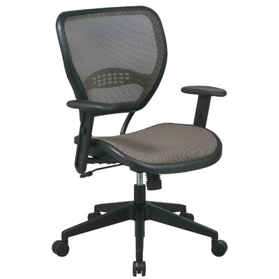 Office Star Products Medium High Space Deluxe Task Chair