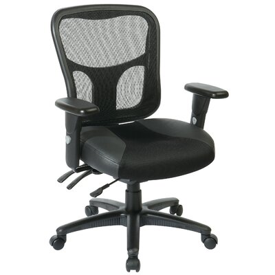 Office Star Products High-Back ProGrid Managerial Chair