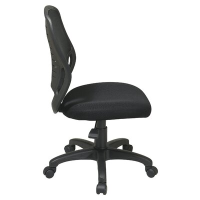 Office Star Products Screen Back Work Smart PlasticShell Task Chair