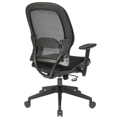 Office Star Products Space AirGrid Back and Mesh Seat Managerial Chair