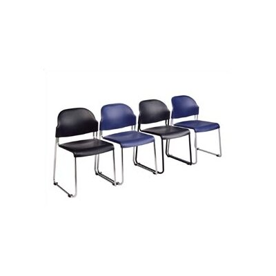 Office Star Products 2-Pack Stack Chair