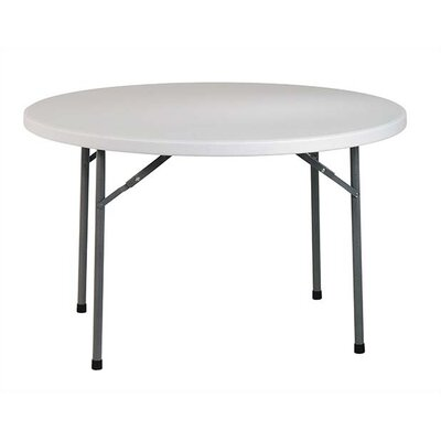 "Office Star Products 48"" Round Resin Multi Purpose Table"