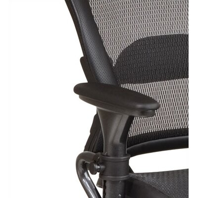 Office Star Products SPACE Matrex High-Back Office Chair with Arms