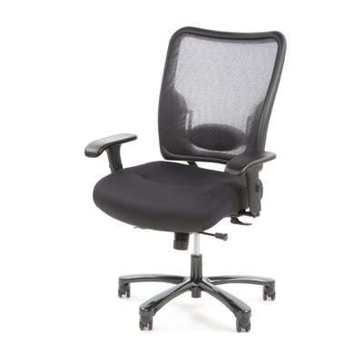 Office Star Products Space Mid-Back Mesh Big Office Chair