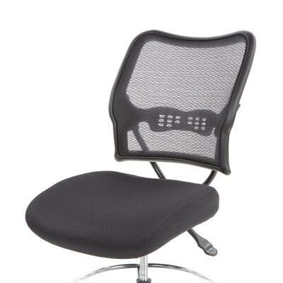 Office Star Products Air Grid Back and Mesh Seat Space Deluxe Ergonomic Drafting Chair
