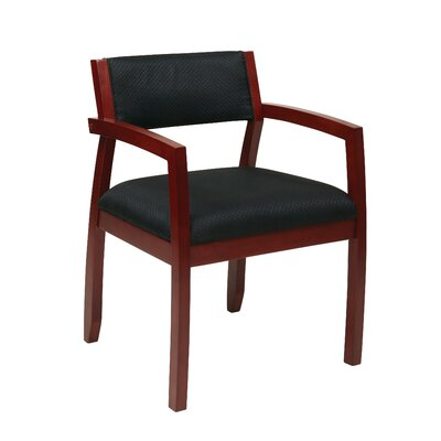 Office Star Products Napa Upholstered Back Guest Chair