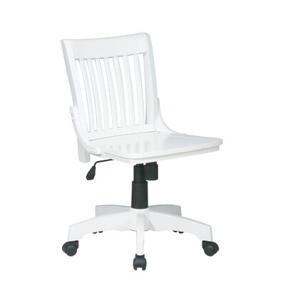 Office Star Products Deluxe Mid-Back Bankers Chair