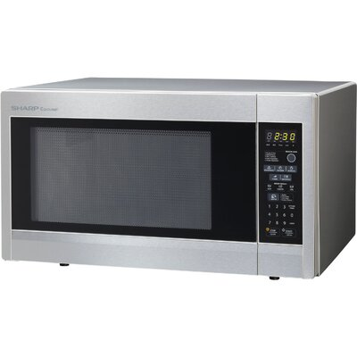 Countertop Microwave Reviews : ... Cu. Ft. 1100W Carousel Countertop Microwave & Reviews Wayfair
