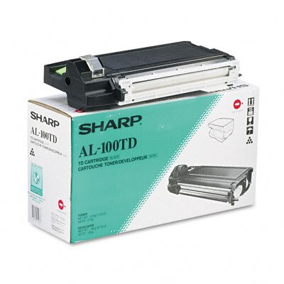 Sharp AL100TD Laser Cartridge, Black
