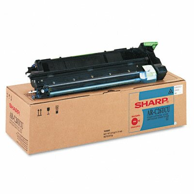 Sharp ARC26TCU Toner Cartridge, Cyan