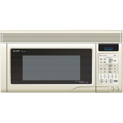 850W Over the Range Convection Microwave Oven in Bisque