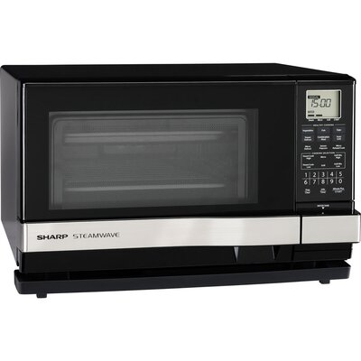 1.0 Cu. Ft. 900 Watt Steamwave Oven