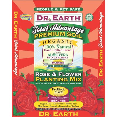 Dr. Earth Total Rose and Floral Planting