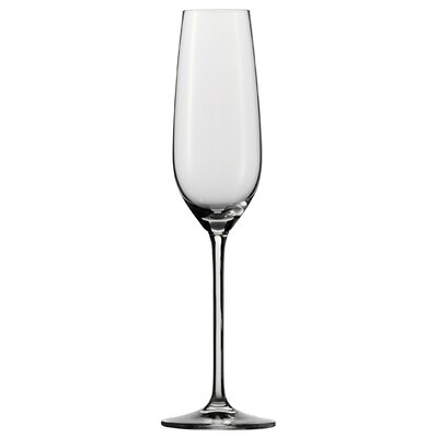 Schott Zwiesel Tritan Fortissimo 8.5 Oz Champagne Flute Glass (Set of 6)