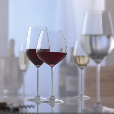 Schott Zwiesel Tritan Fortissimo 23.7 Oz Claret Burgundy Glass (Set of 6)