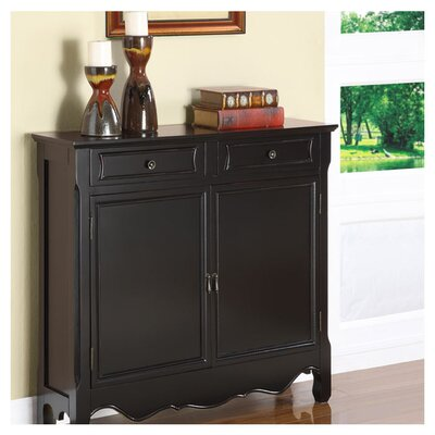 Powell Furniture Two Door Console Table