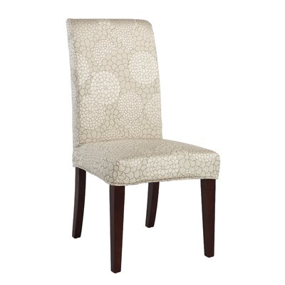 Powell Furniture Parson Chair Slipcover