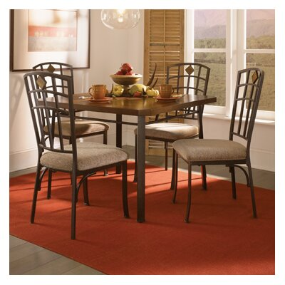 Powell Furniture Jefferson 5 Piece Dining Set