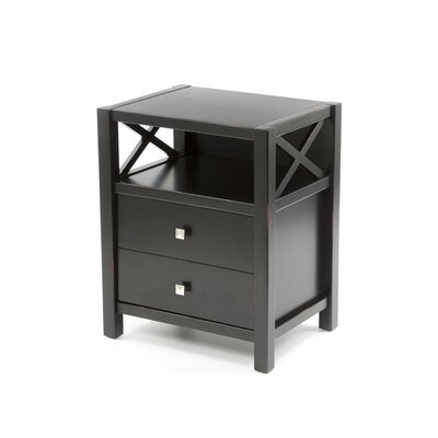 Linon Anna End Table