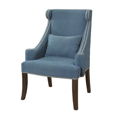 Powell Contemporary Wingback Chair