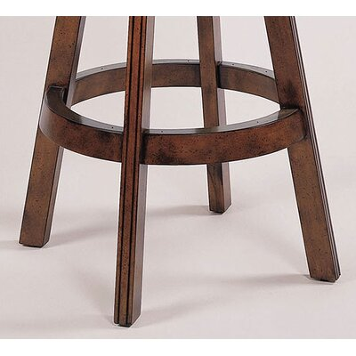 "Powell Furniture Brandon Cherry 30"" Swivel Bar Stool"