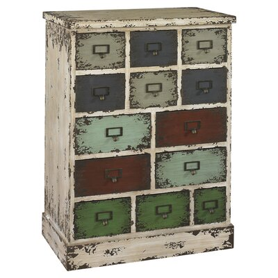 Powell Furniture Parcel 13 Drawer Chest