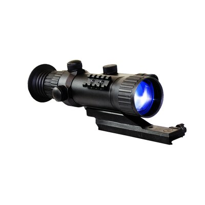 Bering Optics Avenger 3.0 x 50 Gen 2 and Night Vision Tactical Sight