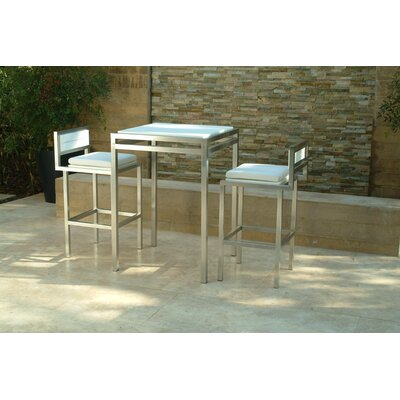 "Modern Outdoor Talt 29"" Bar Table"