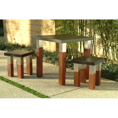 Modern Outdoor Kenji Stool