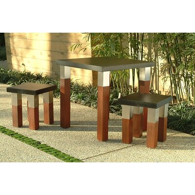 Modern Outdoor Kenji Bar Set