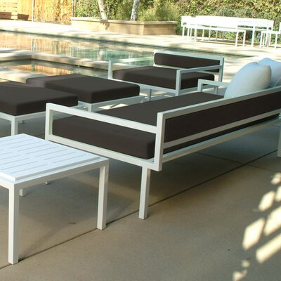 Modern Outdoor Talt Sofa with Cushions