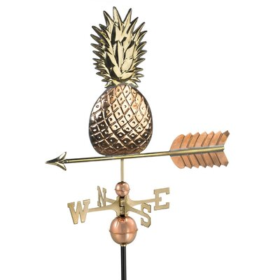 Good Directions Pineapple Weathervane