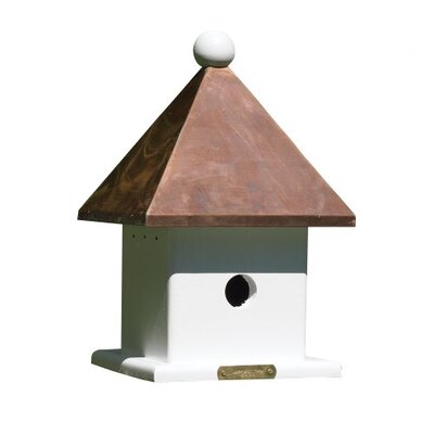 Good Directions Lazy Hill Farm Mini Bird House