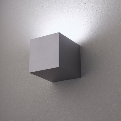 Italuce Cubetto 1 Light Wall Sconce