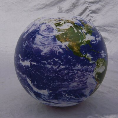 "Inflatable Globes 12"" Astro View Globe (Pack of 24)"